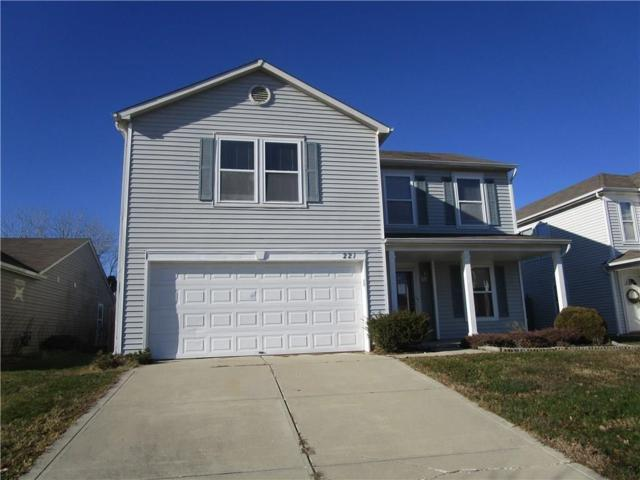 2210 Bridlewood Drive, Franklin, IN 46131 (MLS #21584372) :: The Evelo Team