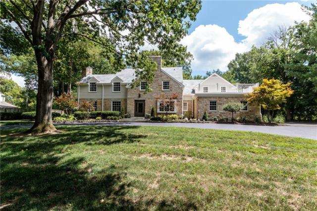 33 E 73rd Street, Indianapolis, IN 46240 (MLS #21584388) :: Mike Price Realty Team - RE/MAX Centerstone