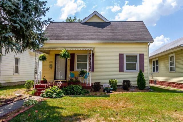 2124 S Garfield Drive, Indianapolis, IN 46203 (MLS #21584418) :: The Evelo Team