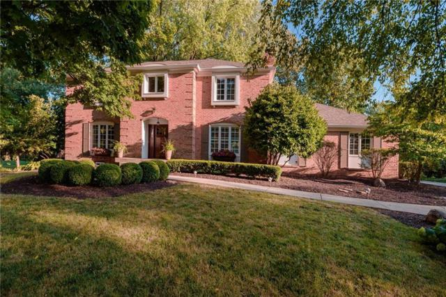 1937 Brewster Road, Indianapolis, IN 46260 (MLS #21584425) :: Mike Price Realty Team - RE/MAX Centerstone