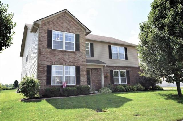 8635 N Crestview Trail, Mccordsville, IN 46055 (MLS #21584446) :: The Evelo Team