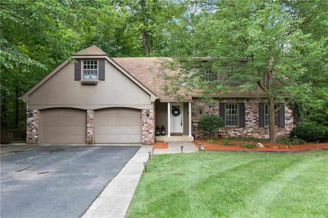 80 Spring Drive, Zionsville, IN 46077 (MLS #21584496) :: Heard Real Estate Team | eXp Realty, LLC