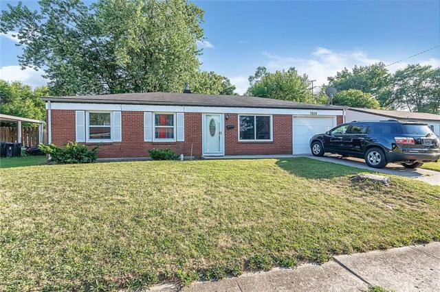 7839 Souter Drive, Indianapolis, IN 46219 (MLS #21584507) :: Mike Price Realty Team - RE/MAX Centerstone