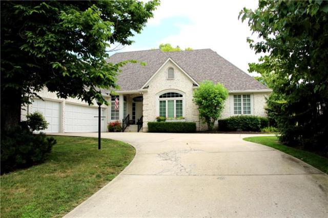 4721 Woods Edge Drive, Zionsville, IN 46077 (MLS #21584511) :: AR/haus Group Realty
