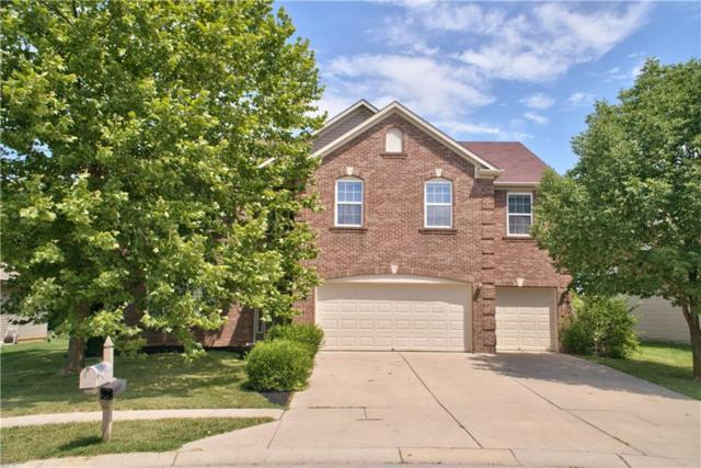 5834 W Port Drive, Mccordsville, IN 46055 (MLS #21584515) :: AR/haus Group Realty
