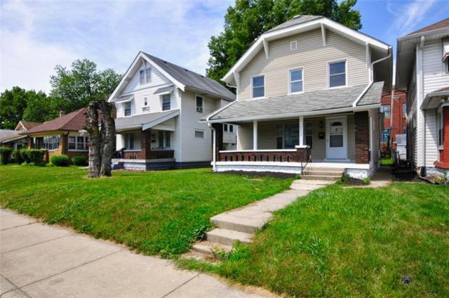 3962 N Kenwood Avenue, Indianapolis, IN 46208 (MLS #21584520) :: Indy Scene Real Estate Team