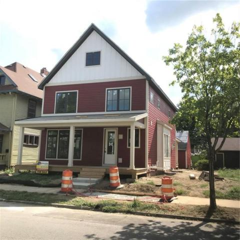 1835 N Talbott Street, Indianapolis, IN 46202 (MLS #21584538) :: Mike Price Realty Team - RE/MAX Centerstone