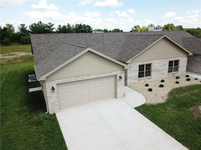 549 Paris Drive, Franklin, IN 46131 (MLS #21584622) :: The ORR Home Selling Team