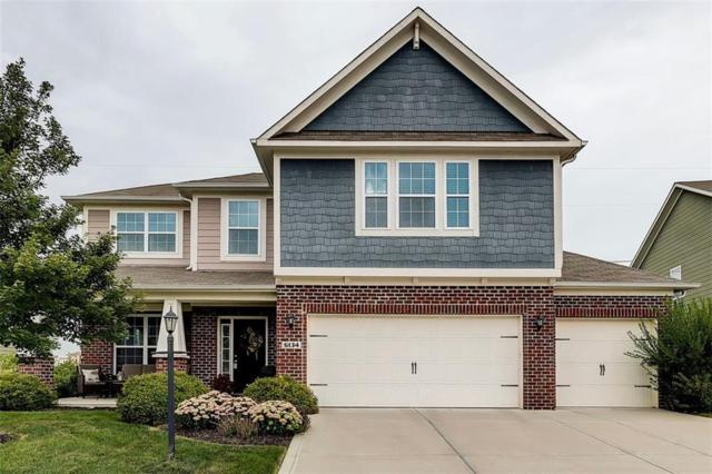 6134 Sugar Maple Drive, Zionsville, IN 46077 (MLS #21584793) :: The Evelo Team