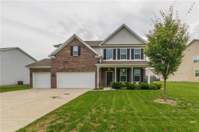 1733 Cumbria Drive, Avon, IN 46123 (MLS #21584839) :: The Indy Property Source