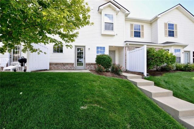 11475 E Clay Court #103, Fishers, IN 46037 (MLS #21584907) :: The ORR Home Selling Team