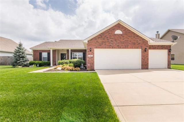 959 Geronimo Drive, Greenfield, IN 46140 (MLS #21584926) :: The ORR Home Selling Team
