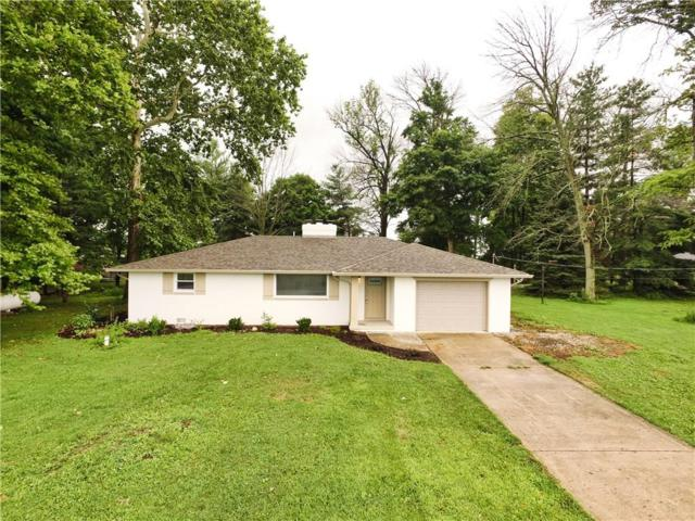 1447 E County Road 900 N, Pittsboro, IN 46167 (MLS #21584937) :: Mike Price Realty Team - RE/MAX Centerstone