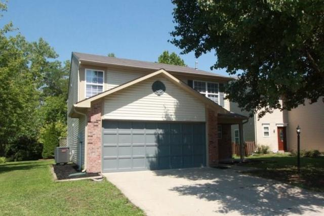 4056 Crabtree Court, Indianapolis, IN 46235 (MLS #21584960) :: The Evelo Team