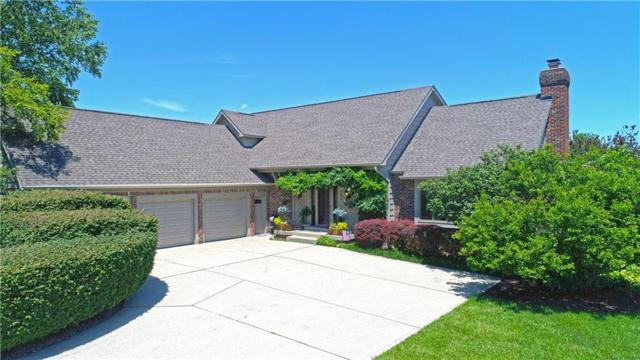 1270 E Greyhound Pass, Carmel, IN 46032 (MLS #21584971) :: Mike Price Realty Team - RE/MAX Centerstone