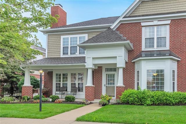 15485 Clearbrook Street, Westfield, IN 46074 (MLS #21585181) :: The ORR Home Selling Team
