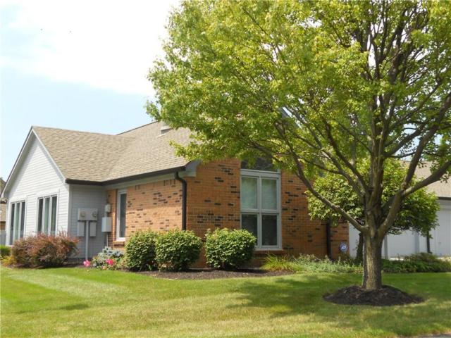 1724 Cloister Drive, Indianapolis, IN 46260 (MLS #21585367) :: The Evelo Team