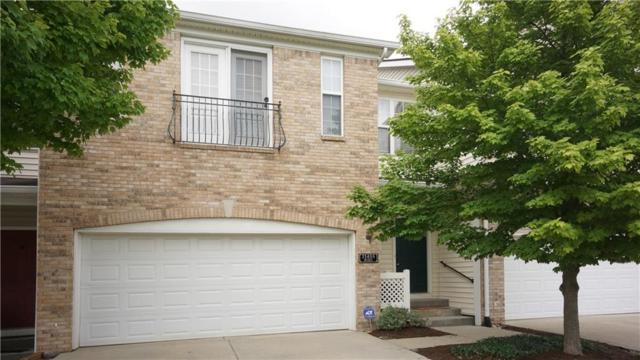 11455 Clay Hill Lane #101, Fishers, IN 46037 (MLS #21585438) :: The ORR Home Selling Team