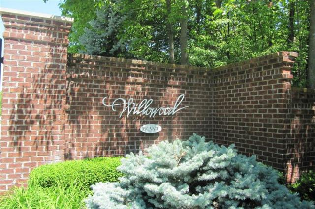 9115 Willowrun Drive, Indianapolis, IN 46260 (MLS #21585548) :: Richwine Elite Group