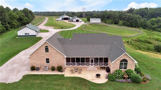 7611 W Minor Court, Gosport, IN 47433 (MLS #21585614) :: Mike Price Realty Team - RE/MAX Centerstone