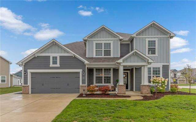 12642 Hideout Drive, Noblesville, IN 46060 (MLS #21585681) :: HergGroup Indianapolis