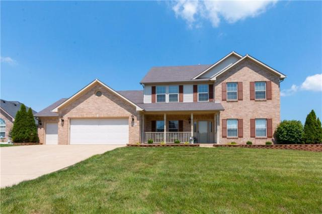 6150 W Morgan Court, New Palestine, IN 46163 (MLS #21585704) :: AR/haus Group Realty