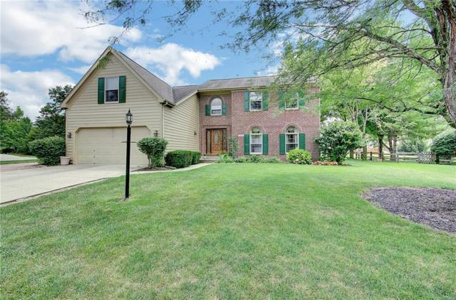 11849 Glen Cove Drive, Indianapolis, IN 46236 (MLS #21585744) :: The Evelo Team