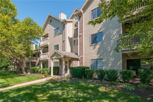 8820 Yardley Court #205, Indianapolis, IN 46268 (MLS #21585847) :: The ORR Home Selling Team