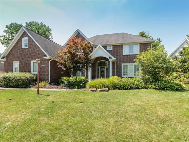 7220 Royal Oakland Drive, Indianapolis, IN 46236 (MLS #21585853) :: Mike Price Realty Team - RE/MAX Centerstone