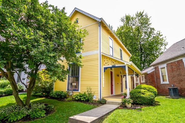 715 E Lexington Avenue, Indianapolis, IN 46203 (MLS #21585873) :: Mike Price Realty Team - RE/MAX Centerstone