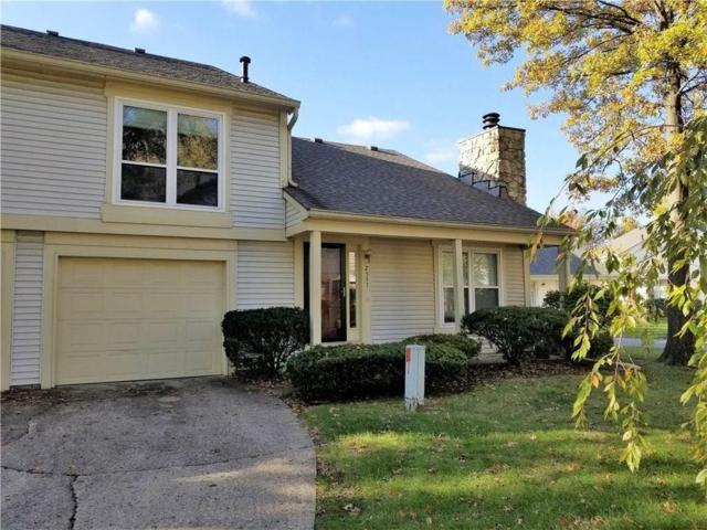 2537 Chaseway Court, Indianapolis, IN 46268 (MLS #21585950) :: The ORR Home Selling Team