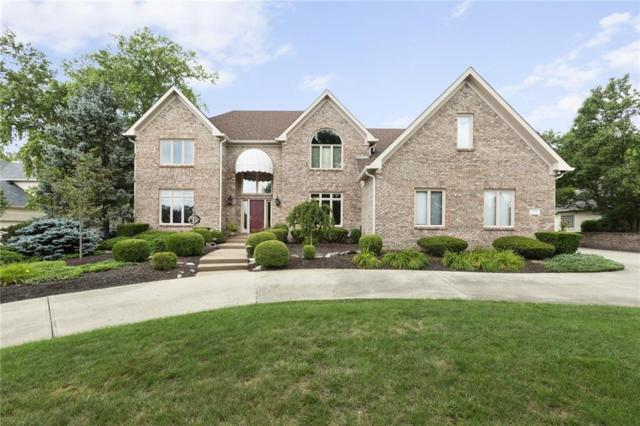 10768 Knight Drive, Carmel, IN 46032 (MLS #21586066) :: Mike Price Realty Team - RE/MAX Centerstone