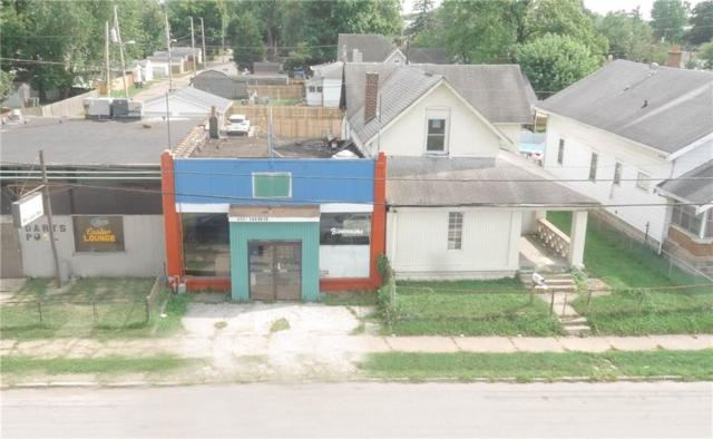 1705 E Minnesota Street, Indianapolis, IN 46203 (MLS #21586096) :: Mike Price Realty Team - RE/MAX Centerstone