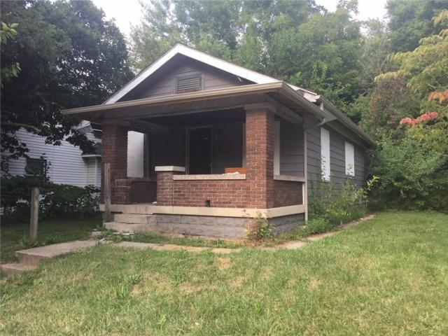 1623 N Rural Street, Indianapolis, IN 46218 (MLS #21586224) :: Mike Price Realty Team - RE/MAX Centerstone