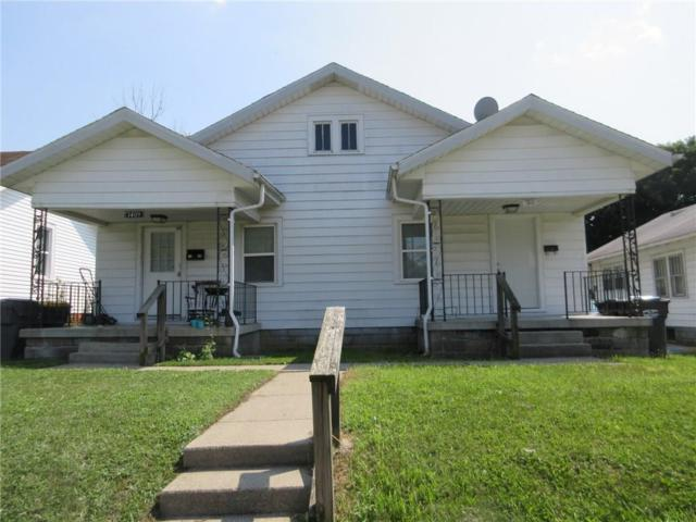 1409 & 1411 W 3rd Street, Anderson, IN 46016 (MLS #21586283) :: Mike Price Realty Team - RE/MAX Centerstone