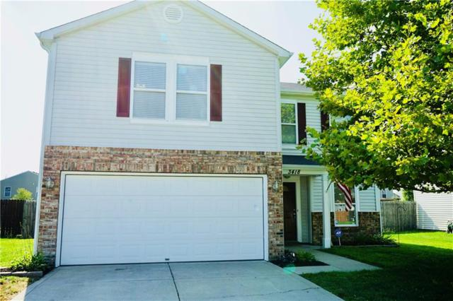 3418 Cork Bend Drive, Indianapolis, IN 46239 (MLS #21586324) :: Mike Price Realty Team - RE/MAX Centerstone