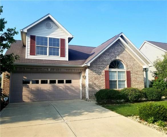 17128 Willis Drive, Noblesville, IN 46062 (MLS #21586340) :: The Indy Property Source