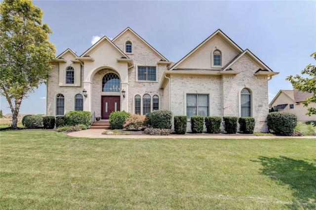 11439 Golden Bear Way, Noblesville, IN 46060 (MLS #21586357) :: The Evelo Team