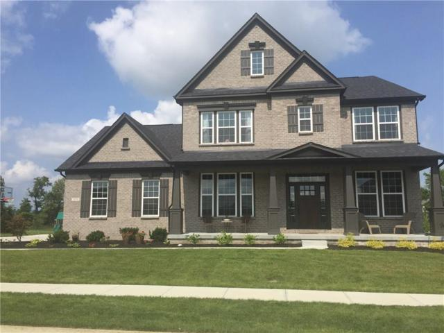 11176 Glen Avon Way, Zionsville, IN 46077 (MLS #21586368) :: Heard Real Estate Team | eXp Realty, LLC