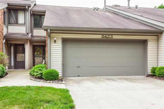 11423 Leander Lane, Indianapolis, IN 46236 (MLS #21586376) :: The ORR Home Selling Team