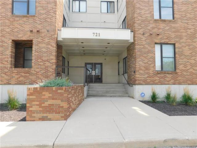 721 E North Street 2A, Indianapolis, IN 46202 (MLS #21586399) :: The Evelo Team