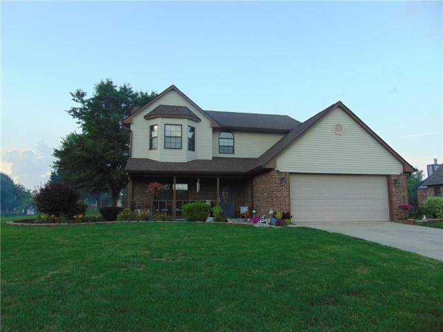 500 Meadowlark Court, Whiteland, IN 46184 (MLS #21586421) :: The Indy Property Source