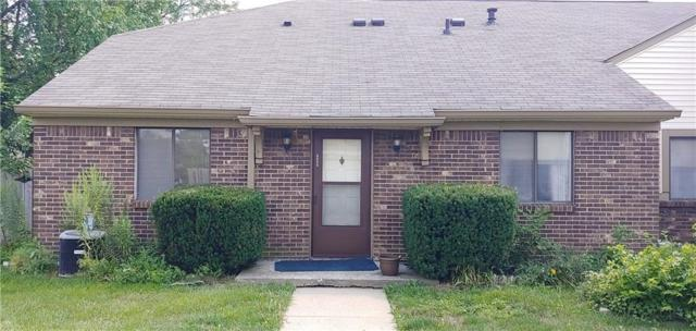 4936 W 59th Street, Indianapolis, IN 46254 (MLS #21586423) :: The ORR Home Selling Team
