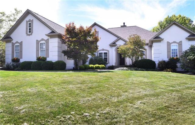 9292 Deer Ridge Drive, Zionsville, IN 46077 (MLS #21586448) :: Mike Price Realty Team - RE/MAX Centerstone