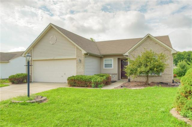 1687 Brookview Drive, Brownsburg, IN 46112 (MLS #21586488) :: Mike Price Realty Team - RE/MAX Centerstone