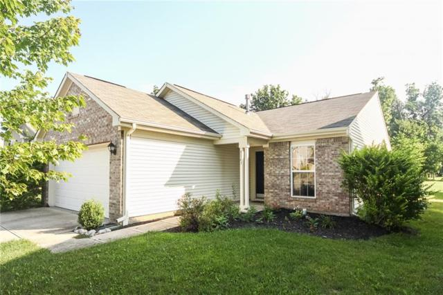 5143 Graywood Court, Indianapolis, IN 46235 (MLS #21586500) :: The Evelo Team