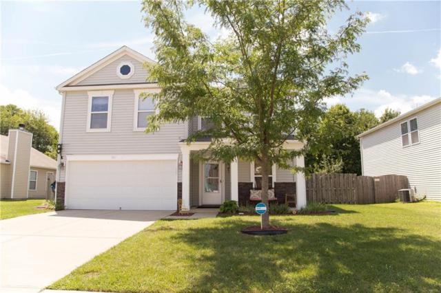 847 Bough Street, Whiteland, IN 46184 (MLS #21586522) :: The Indy Property Source