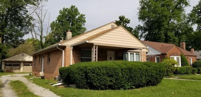 5868 N Keystone Avenue, Indianapolis, IN 46220 (MLS #21586552) :: The Evelo Team