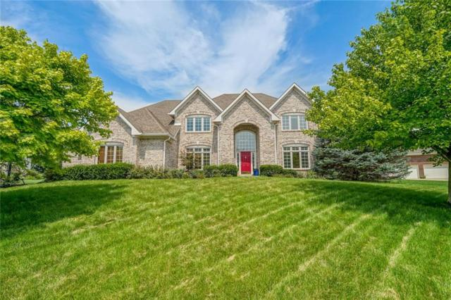 7379 Fox Hollow Ridge, Zionsville, IN 46077 (MLS #21586558) :: Heard Real Estate Team | eXp Realty, LLC