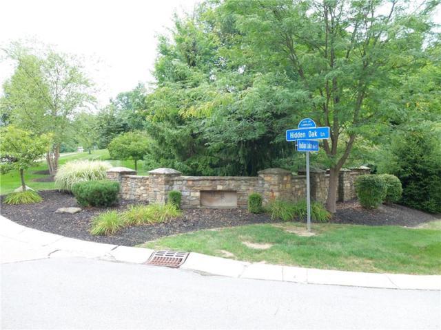 6614 Hidden Oak Lane, Indianapolis, IN 46236 (MLS #21586572) :: The Evelo Team